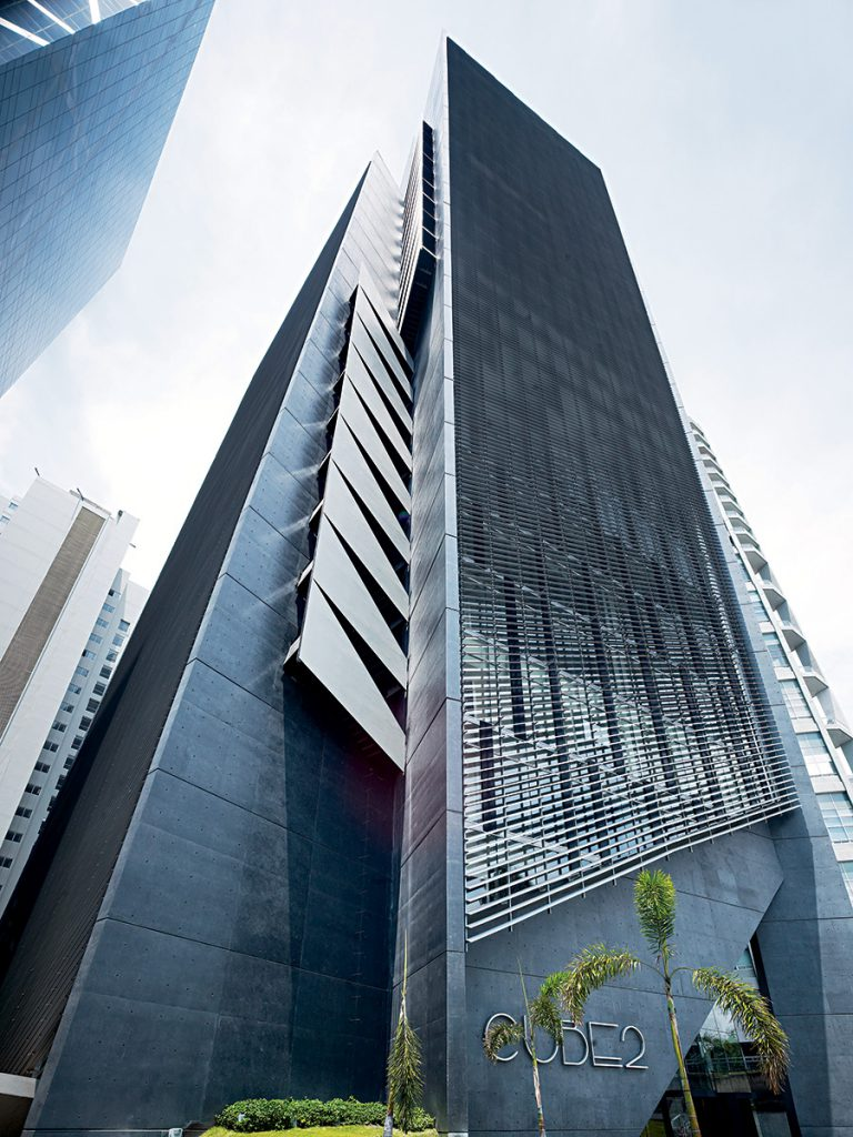 Cube II Office Tower, Guadalajara, Mexico